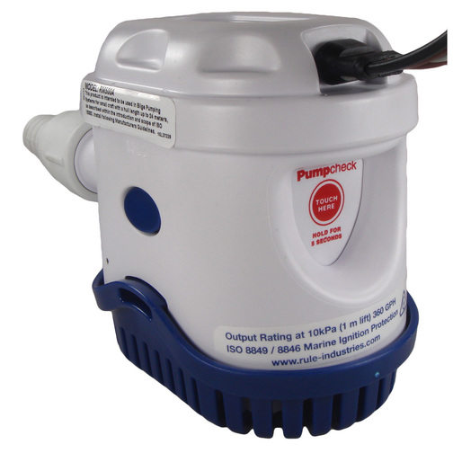 rule mate automatic eco bilge pumps sheridan marine Rule Bilge Pumps for Boats rule mate automatic eco bilge pumps