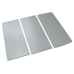 Plastimo Dinghy Grey Wooden Floor Slats - 89 x 35cm