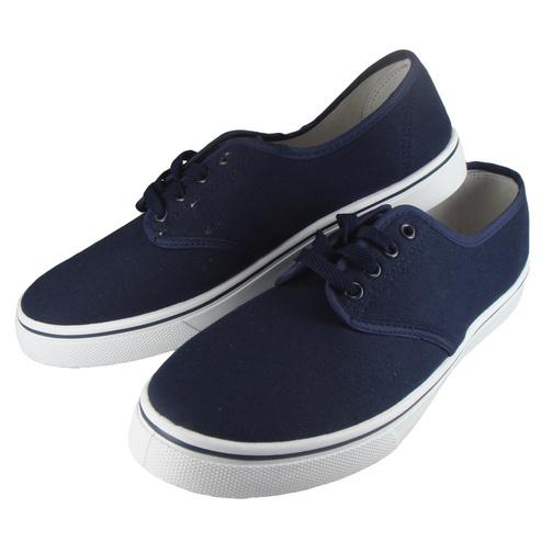 Canvas Deck Shoes - Sheridan Marine