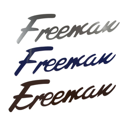 Freeman Self Adhesive Vinyl Signs