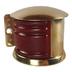 Vintage Brass Navigation Light - Port