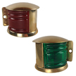 Vintage Brass Navigation Lights