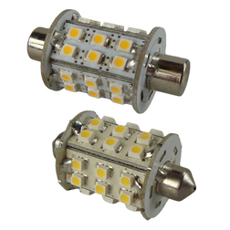 Aqua Signal Navigation Light Series 25 LED Wide Bulbs