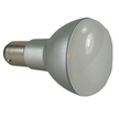 SMD LED 10-30v Small Bayonet Ba15d Reflector Spot Bulb - Warm White