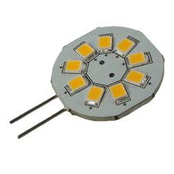 SMD LED 8-35v Side Pin G4 Bulb - Warm White