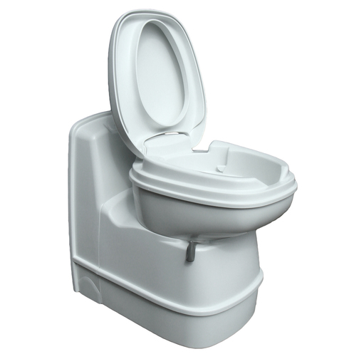 Thetford C200CS Electric Flush Cassette Toilet ...