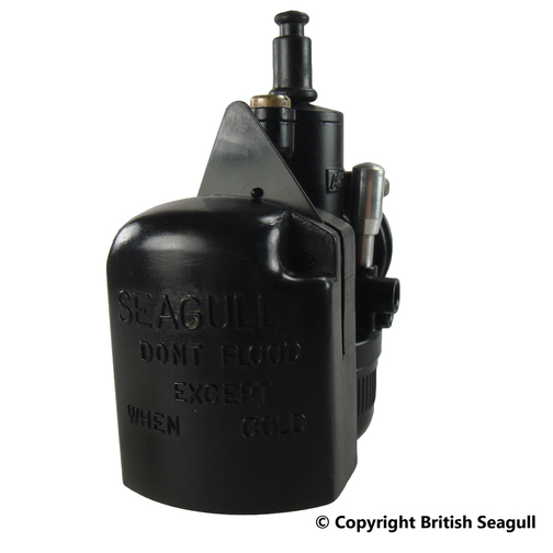 British seagull outboard amal 416 caburettor choke shutter for Seagull outboard motor value