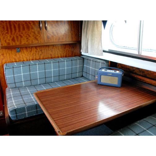 Freeman Boat Upholstery Cabin Cushions ...