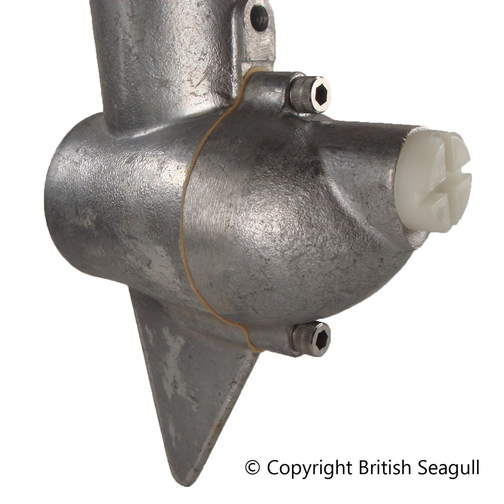 British seagull outboard gear housing front end cap for Seagull outboard motor value
