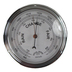 Altitude 95mm Chrome Barometer