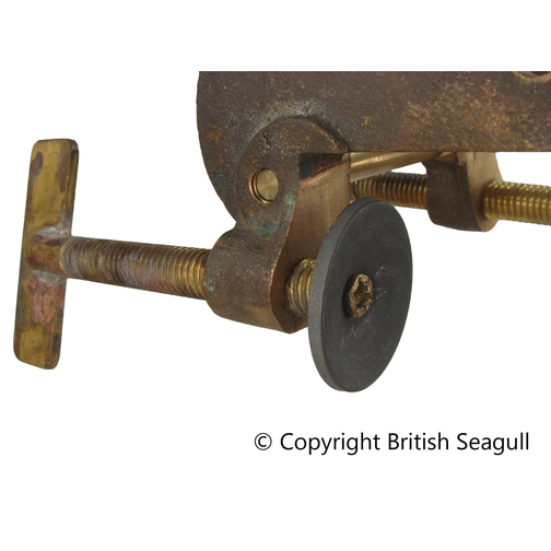 British seagull outboard mounting bracket thumbscrew cup for Seagull outboard motor value