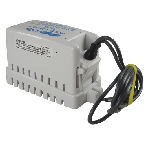 Rule 40A Rule-A-Matic Plus Automatic Bilge Pump Float Switch
