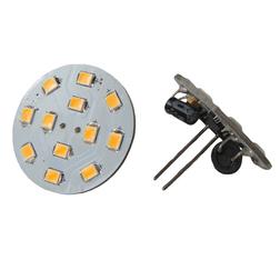 SMD LED 8-35v Rear Pin G4 30mm Bulbs