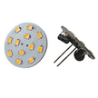 SMD LED 8-35v Rear Pin G4 30mm Bulbs