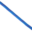 Marlow 16 Plait Blue Excel Marstron Dinghy Rope - 6mm x 1m