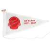 Freeman 60th Anniversary Burgee