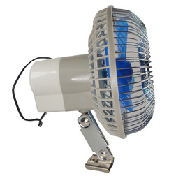 Oscillating 12v Fan - 15cm