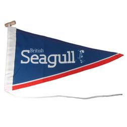 British Seagull Burgee