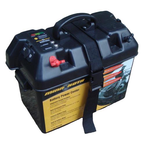 Minn Kota Electric Outboard Power Centre Battery Box Sheridan Marine