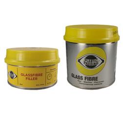 Plastic Padding Glass Fibre Filler