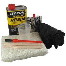 Isopon Fastglas Large Glass Fibre Kit