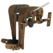 British Seagull Outboard Forty Series Clamp-On Detachable Mounting Bracket