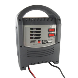Maypole 12A Automatic Battery Charger