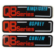 British Seagull Outboard QB Series Labels