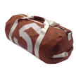 The Loft Sailcloth Large Tan Barrel Bag