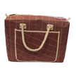 The Loft Sailcloth Tan Cube Cool Bag