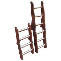 Freeman Mahogany Boarding Ladders