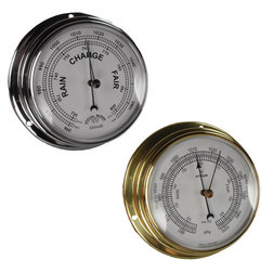Altitude 125mm Barometers