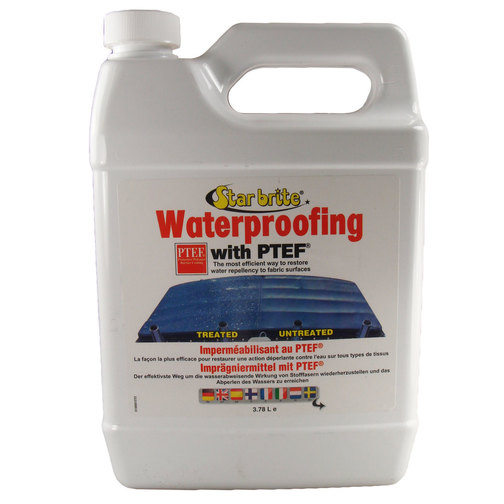 Star Brite Waterproofing With Ptef Sheridan Marine