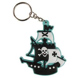 Pirate Ship Keyring