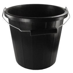 Plastic 9 Litre Bucket