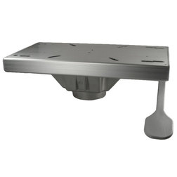 Seat Support with Swivel, Lock & Slide