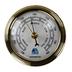 Aqua Marine 70mm Brass Barometer