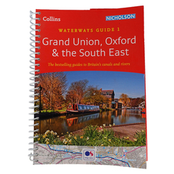 Nicholson Grand Union, Oxford & the South East Guide