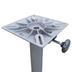 Zwaardvis Seat Pedestal Kit