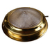 Brass 140mm Switched Cabin Light