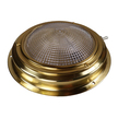 Brass 169mm Switched Interior Light