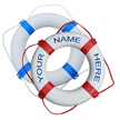 Personalised Classic Lifebuoy Ring