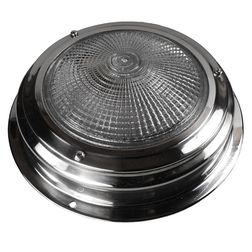 Stainless Steel Switched Cabin Light