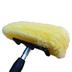 Water Fed Telescopic Wash Brush - Angled Head