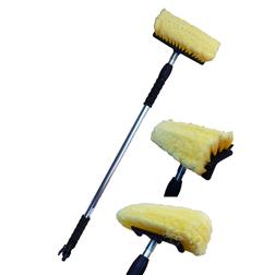 Water Fed Telescopic Wash Brushes
