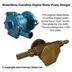 WaterMota Crossflow Engine Water Pump