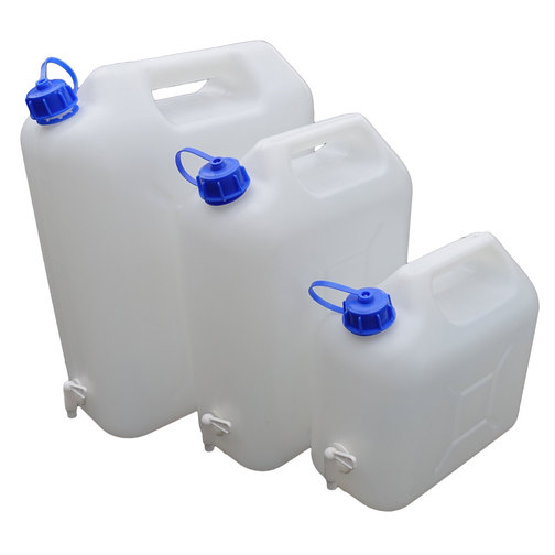 Water Container With Tap Water Ionizer