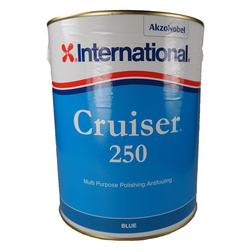 International Cruiser 250 Antifoul 3L - Blue