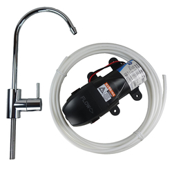 Jabsco ParMax 1 Plus Water Tap Kit