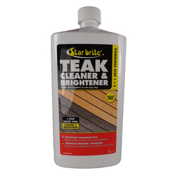 Star brite Teak Cleaner & Brightener